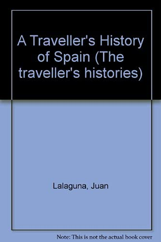 9780900075506: A Traveller's History of Spain (The Traveller's Histories)