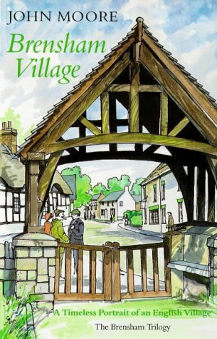9780900075742: Brensham Village (THE BRENSHAM TRILOGY)