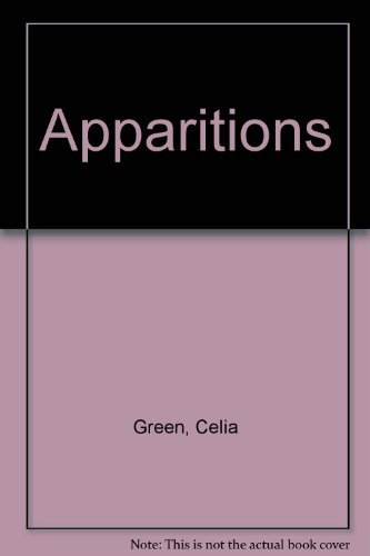 9780900076053: Apparitions