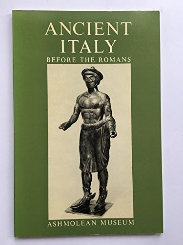 9780900090653: Ancient Italy before the Romans (Archaeology, history & classical studies)