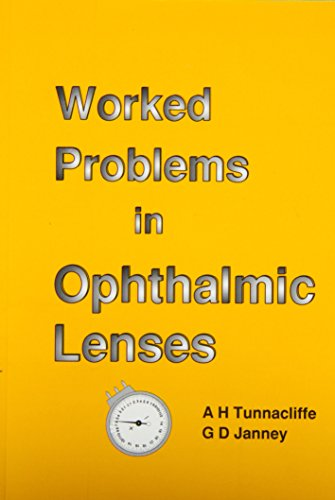 9780900099175: Worked Problems in Ophthalmic Lenses