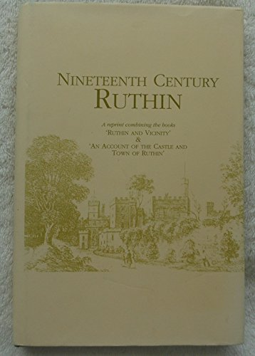 Nineteenth Century Ruthin: Council, Clwyd County