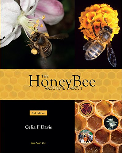 9780900147081: The Honey Bee Around and About