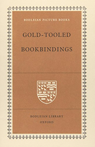 9780900177293: Gold-tooled Bookbindings