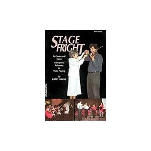 9780900180699: Stage Fright: Its Causes and Cures, with Special Reference to the Violin