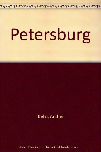 9780900186400: Petersburg (Russian Edition)