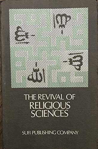 9780900217036: The Revival of Religious Sciences
