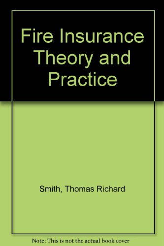9780900236297: Fire Insurance Theory and Practice