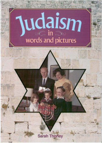 9780900274718: Judaism in Words and Pictures (Words & Pictures)