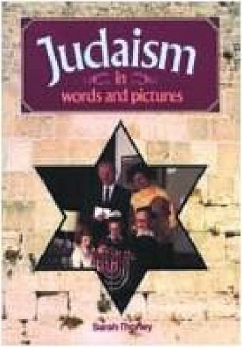 9780900274787: Judaism in Words and Pictures