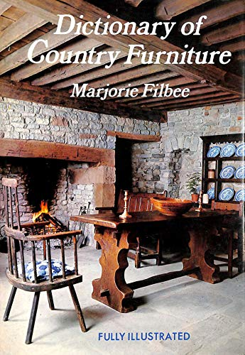 9780900305177: Dictionary of Country Furniture