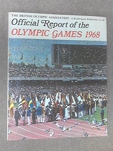 9780900315008: Olympic Games, 1968: Official Report
