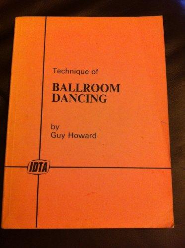 9780900326196: Technique of Ballroom Dancing