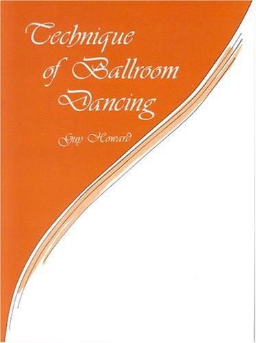 9780900326431: Technique of Ballroom Dancing