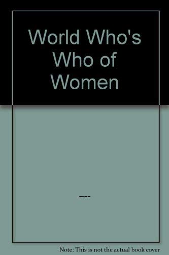 World Whos Who of Women 1973, Volume: Kay, Ernest, General