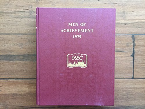 9780900332500: Men of Achievement