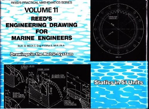 9780900335457: Reed's Engineering Drawing for Marine Engineers (Reed's Practical Mathematics)