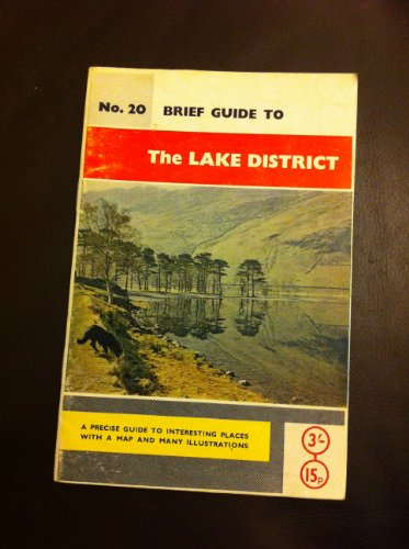 Lake District Brief Guide (9780900345319) by Eric R Delderfield