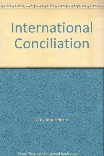 International conciliation;: Jean Pierre Cot