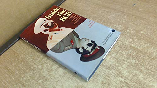 9780900380198: Inside the K. G. B.: An Expose by an Officer of the Third Directorate