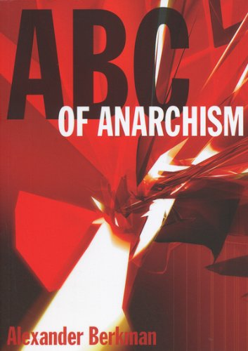 9780900384035: ABC Of Anarchism
