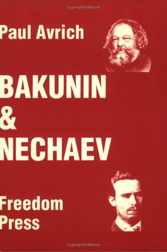 9780900384097: Bakunin and Nechaev