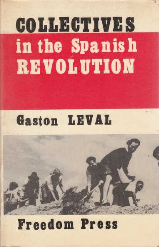 9780900384103: Collectives in the Spanish Revolution
