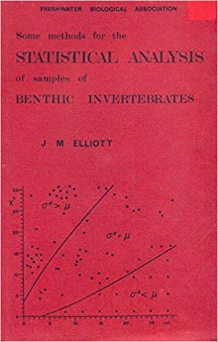 Some Methods for the Statistical Analysis of Samples of Benthic Invertebrates (Scientific Publica...
