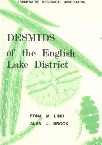 A Key to the Commoner Desmids of: Lind, Edna M.,