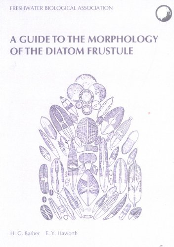 9780900386428: A Guide to the Morphology of the Diatom Frustule, with a Key to the British Freshwater Genera (Scientific Publications)