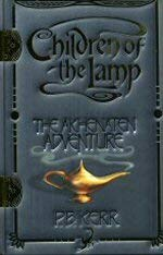 Akhenaten Adventure Signed Edition (Children of the Lamp): Kerr, P. B.