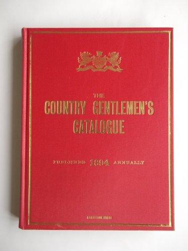 9780900391668: Country Gentlemen's Catalogue: 1894