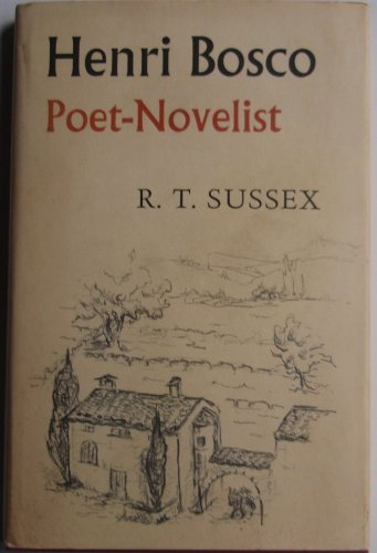 9780900392078: Henri Bosco: Poet-Novelist