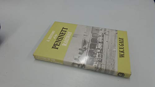 A History of the Pensnett Railway