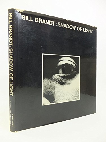 9780900406652: Shadow of Light (The Gordon Fraser Photographic Monographs, No. 7)