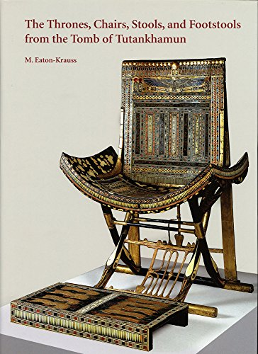 9780900416897: The Thrones, Chairs, Stools, and Footstools from the Tomb of Tutankhamun (Griffith Institute Publications)