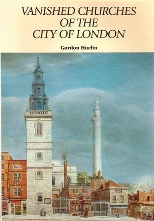 9780900422423: Vanished Churches of the City of London
