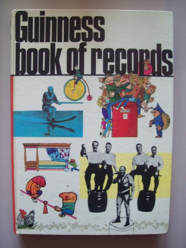 9780900424021: Guinness Book of Records 1971 (17th Ed.)