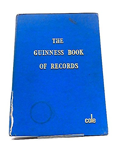 9780900424045: Guinness Book of Records