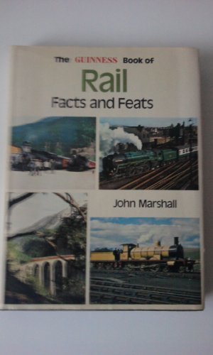 9780900424083: Guinness Book of Rail Facts and Feats