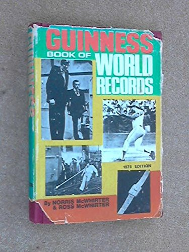 Guinness Book of Records 1975