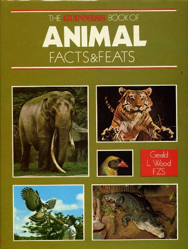 9780900424601: Guinness Book of Animal Facts and Feats