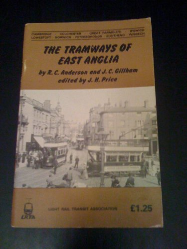 9780900433825: Tramways of East Anglia