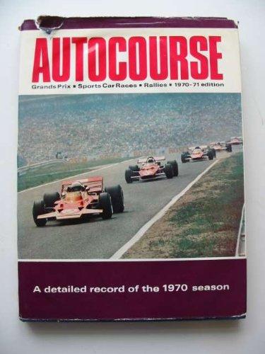 9780900442247: Autocourse 1970-71: International Motor Racing and Rallying