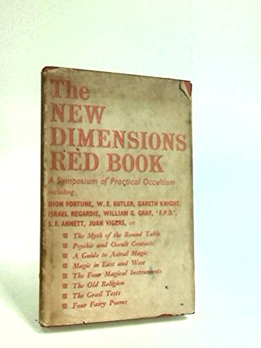 9780900448164: New Dimensions Red Book