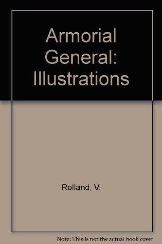 9780900455209: Armorial General: Illustrations