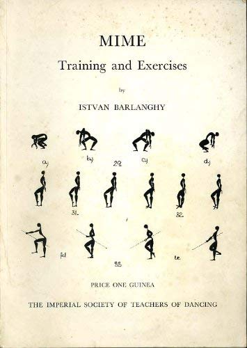 9780900484018: Mime: Training and Exercises