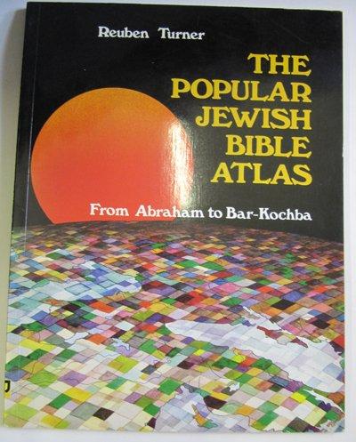 9780900498909: Popular Jewish Bible Atlas: From Abraham to Bar-Kochba