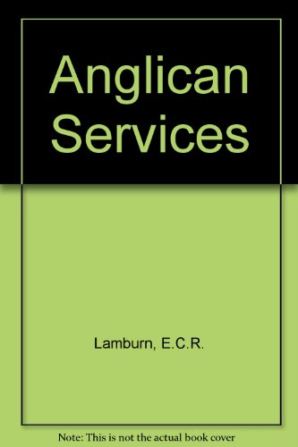 9780900504136: Anglican Services