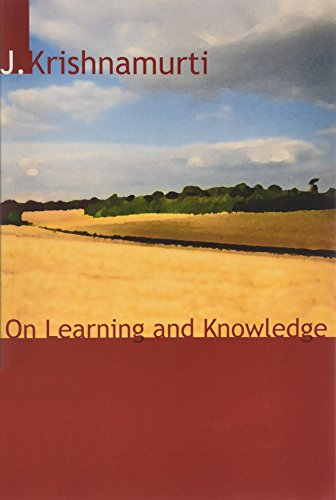 9780900506178: On Learning and Knowledge